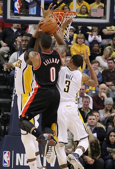 Indiana Pacers: Firing Back At Portland, Securing OT Victory