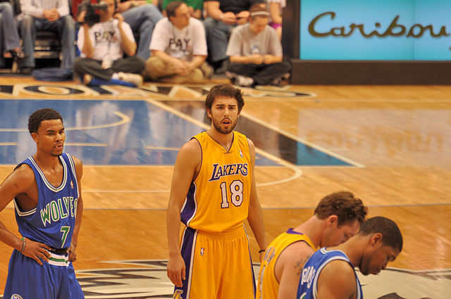 faad9e893 Los Angeles Clippers  Sasha Vujacic Signed To 10-Day Contract