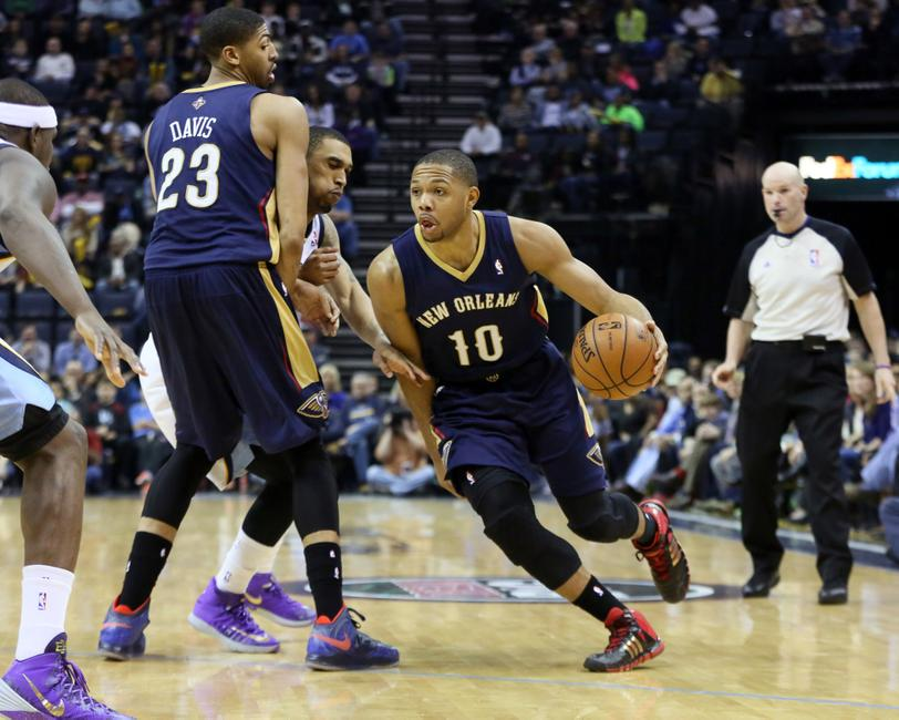 New Orleans Pelicans Can They Rely On Eric Gordon