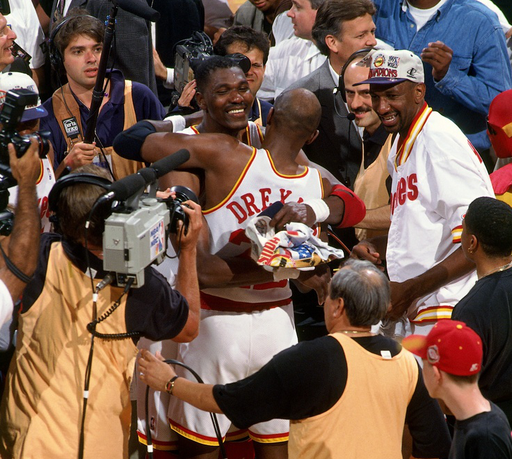 Houston Rockets Nba Championships: NBA Finals: Top 7 Upsets In NBA Finals History