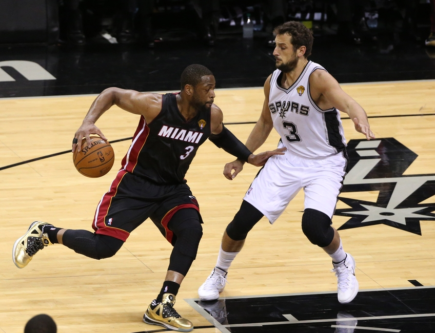 San Antonio Spurs: Getting To Know Marco Belinelli