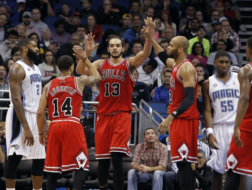 13c801dab73 Chicago Bulls  Stats Prediction For Each Starter In 2014-15