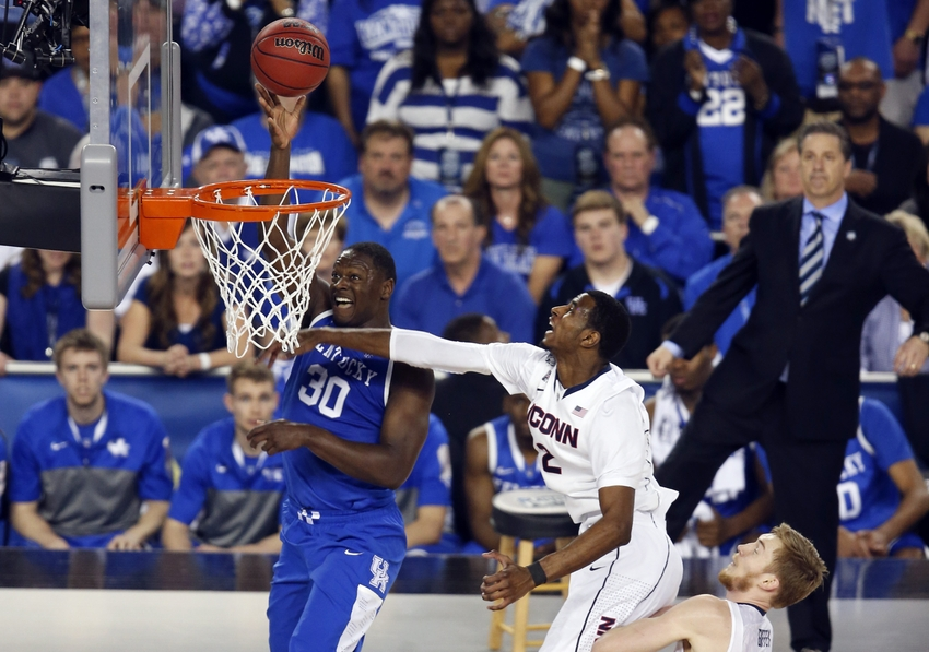 Kentucky Basketball Wildcats Have Found Their Groove: Julius Randle To Win Rookie Of The Year?