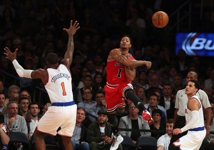 5a0d4d0ffa61 NBA  Grading Derrick Rose s Chicago Bulls Return