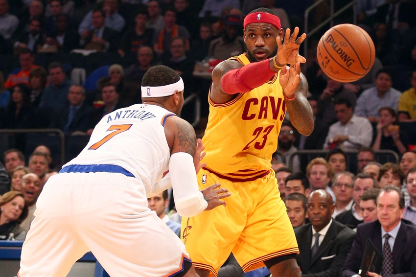 buy online 9a7bd cf08f Dec 4, 2014  New York, NY, USA  Cleveland Cavaliers small forward