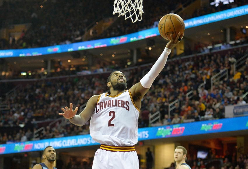 2434573284d4 Cleveland Cavaliers  Kyrie Irving Named USA Basketball Male Athlete of the  Year