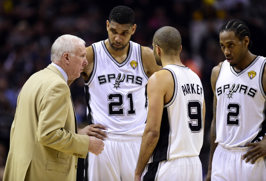 San Antonio Spurs: Will Tim Duncan Hold Up?