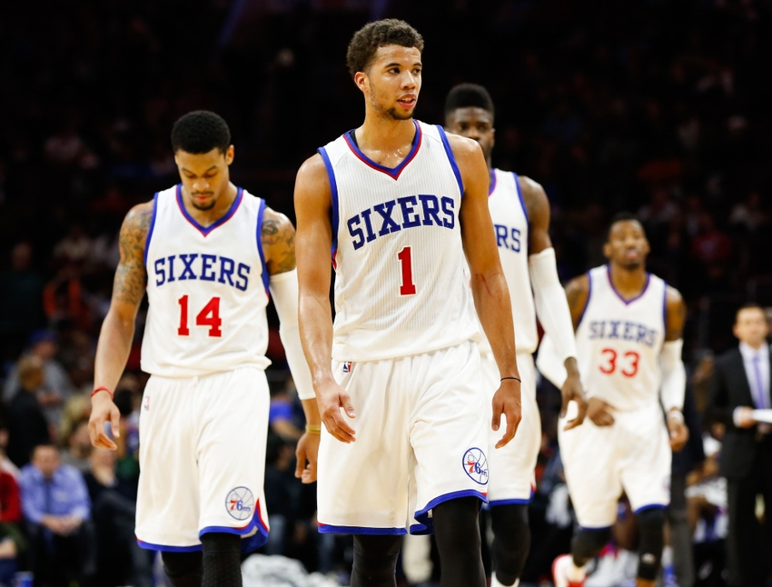 Michael Carter Williams: With Rare Success, 76ers Fail to Break Record