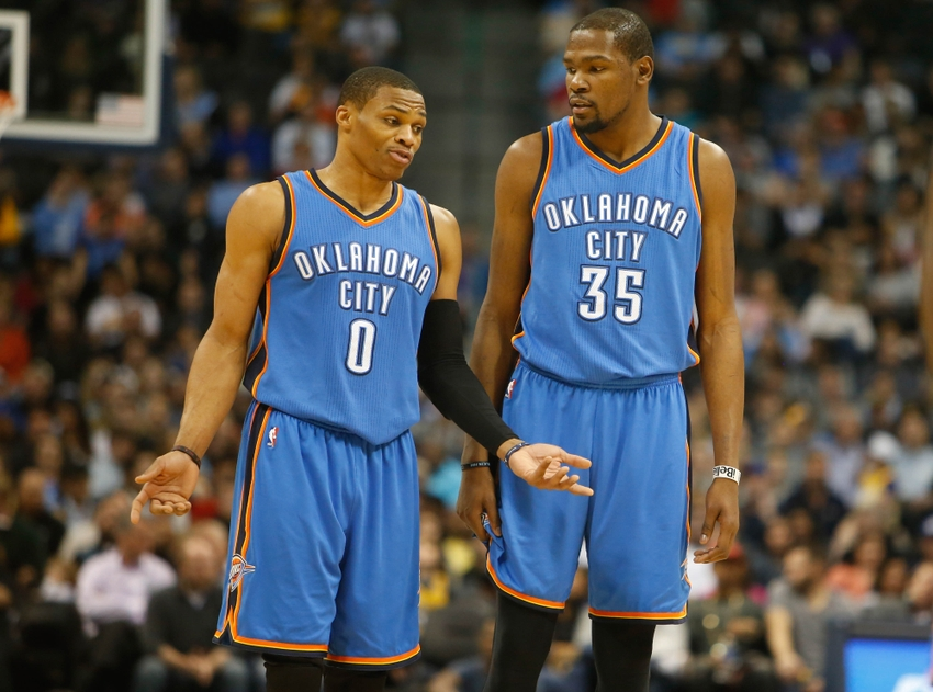 20eed1eca46d Kevin Durant Trade Rumors  Why OKC Should Trade Him