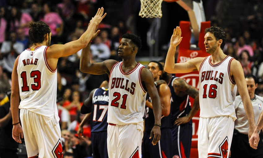 f394d416ad1 Chicago Bulls  Can They Survive Latest Rash Of Injuries