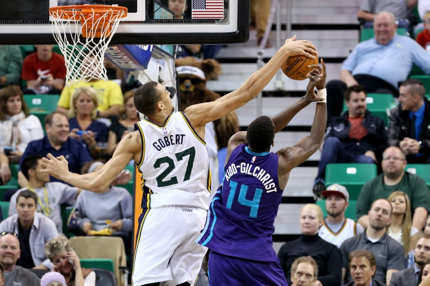 http://hoopshabit.com/files/2015/04/rudy-gobert-michael-kidd-gilchrist-nba-charlotte-hornets-utah-jazz.jpg