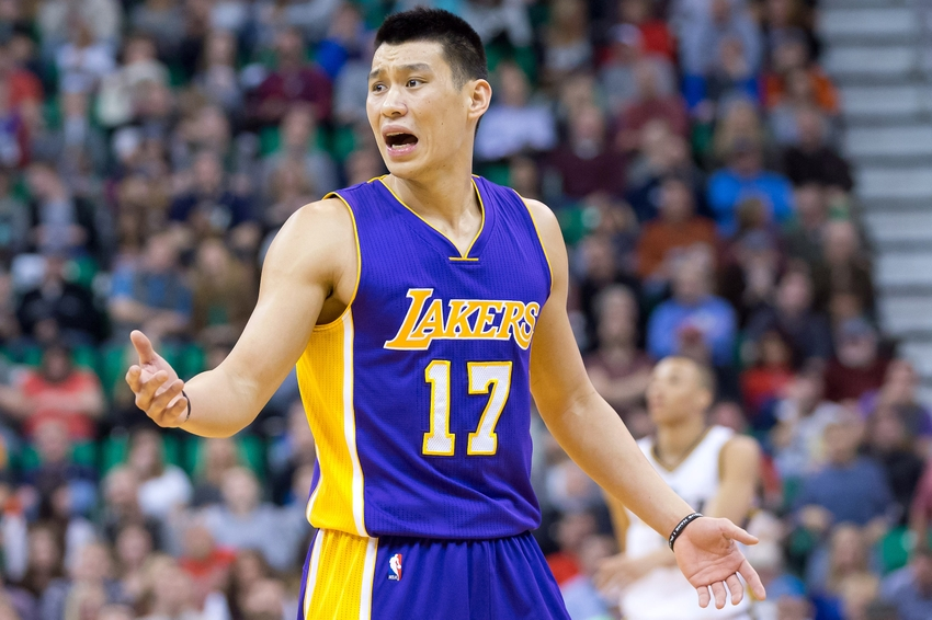 Los angeles lakers five reasons jeremy lin wont be back los angeles lakers m4hsunfo Choice Image