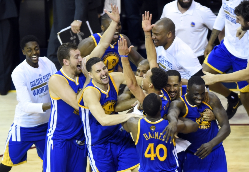 2014 15 Golden State Warriors Among All Time Great Teams
