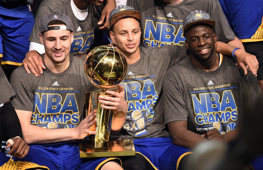Golden State Warriors: 10 Steps To Winning A Championship
