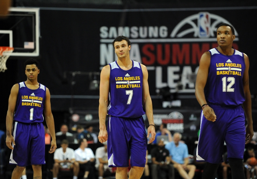 Los Angeles Lakers Summer League Review  The Rookies 4945c194c