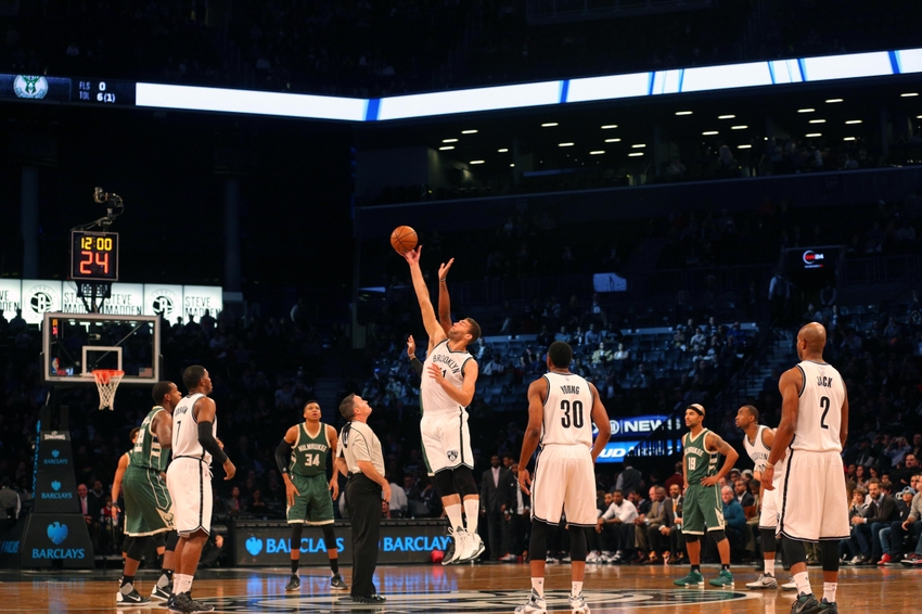 new concept 41c66 b059b Brooklyn Nets: 25 Best Players To Play For The Nets