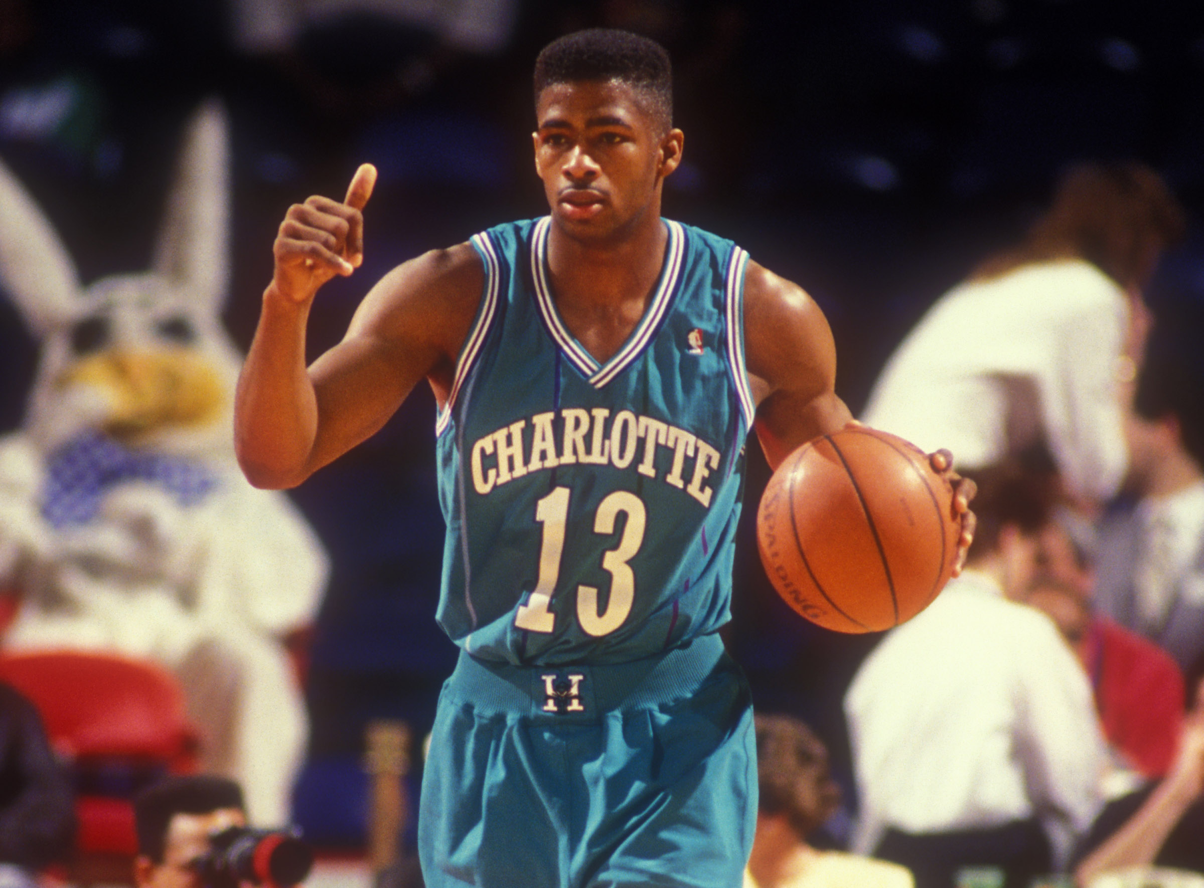 Charlotte Hornets 25 Best Players To Play For The Hornets Page 9