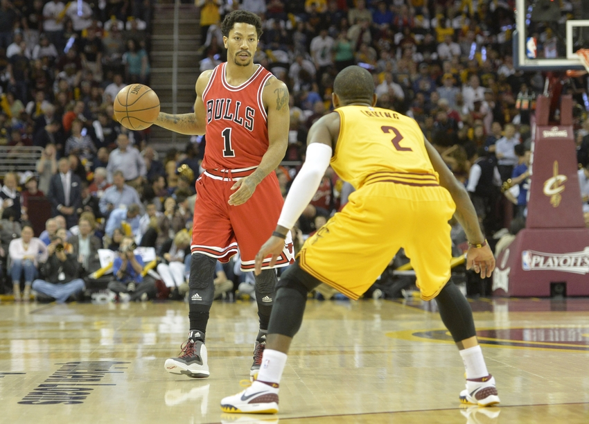 bd0ff75997f5 Chicago Bulls 2014-15 Player Grades  Derrick Rose