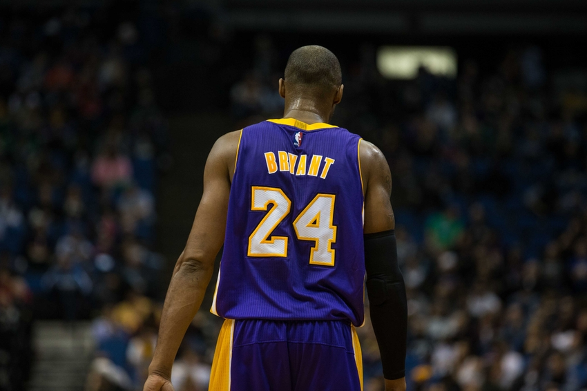 super popular a2799 ff795 Kobe Bryant: The Black Mamba Needs a Perfect Ending