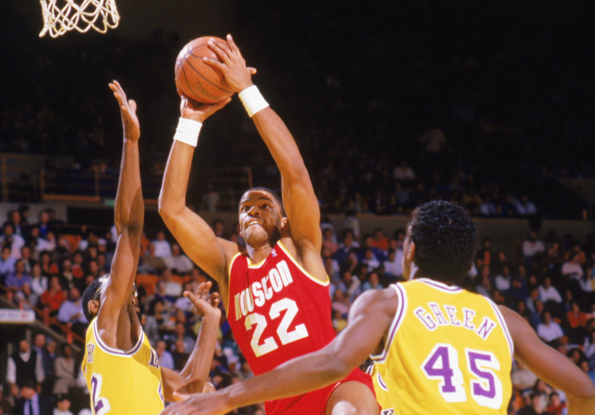 Houston Rockets 25 Best Players To Play For The Rockets Page 15