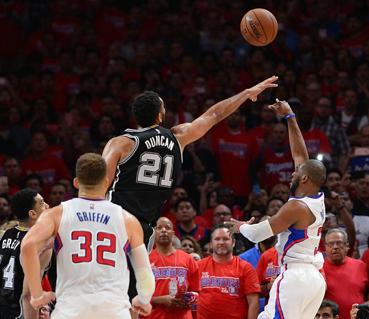 NBA: 10 Candidates For 2015-16 Defensive Player Of The