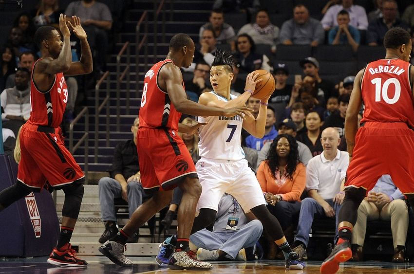 Charlotte Hornets: Jeremy Lin Breaks Out In Win Over Toronto