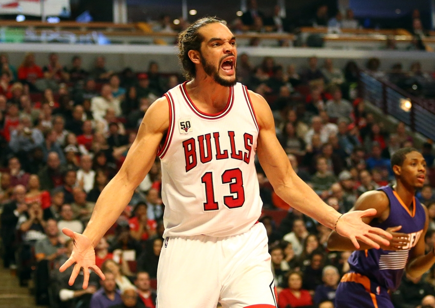 NBA Trade Rumors: Best Landing Spots for Joakim Noah