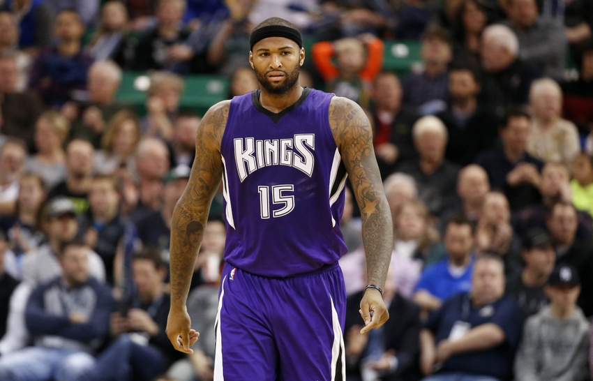 NBA Trade Rumors: 6 DeMarcus Cousins Trades