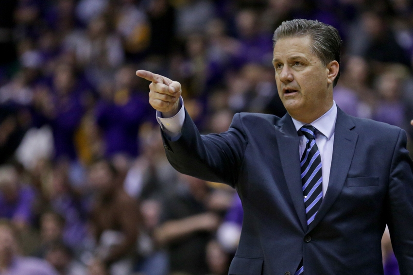 Kentucky Basketball Coach John Calipari Previews 2016 17: Brooklyn Nets: 5 Candidates To Replace Lionel Hollins
