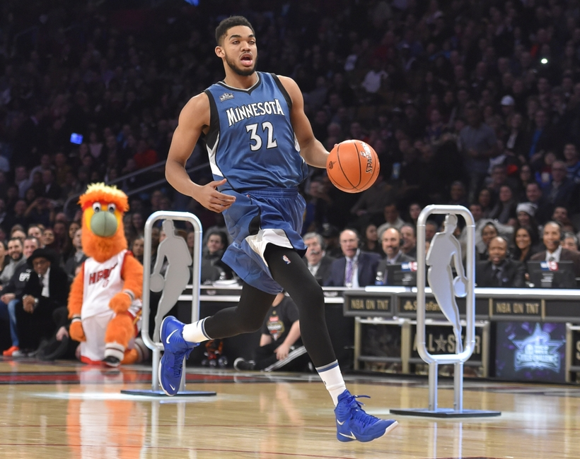 2016 NBA Rookie Ladder: Is Towns Already ROTY?
