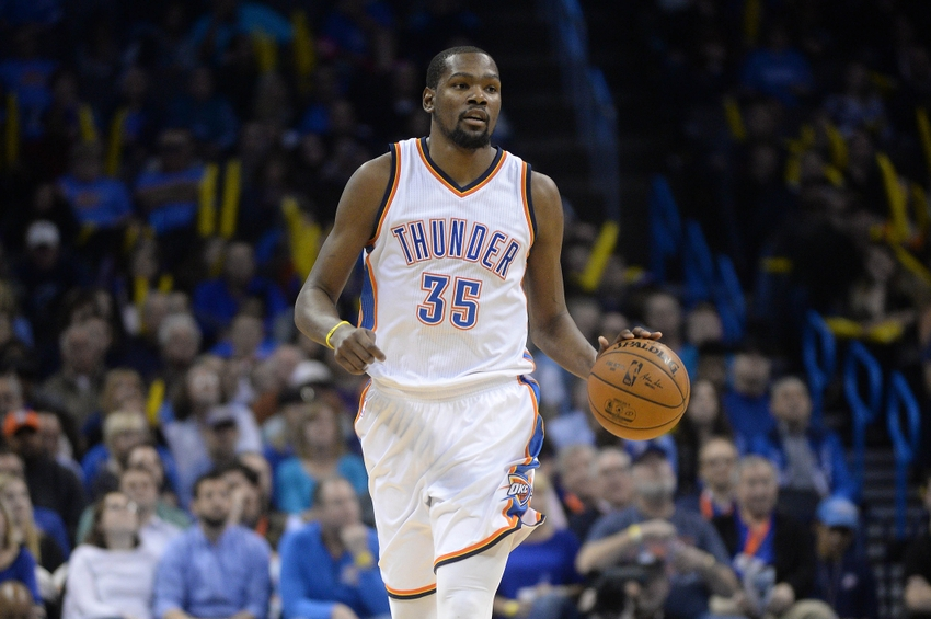 646ac5127c58 Kevin Durant  4 Reasons He Stays With OKC Thunder