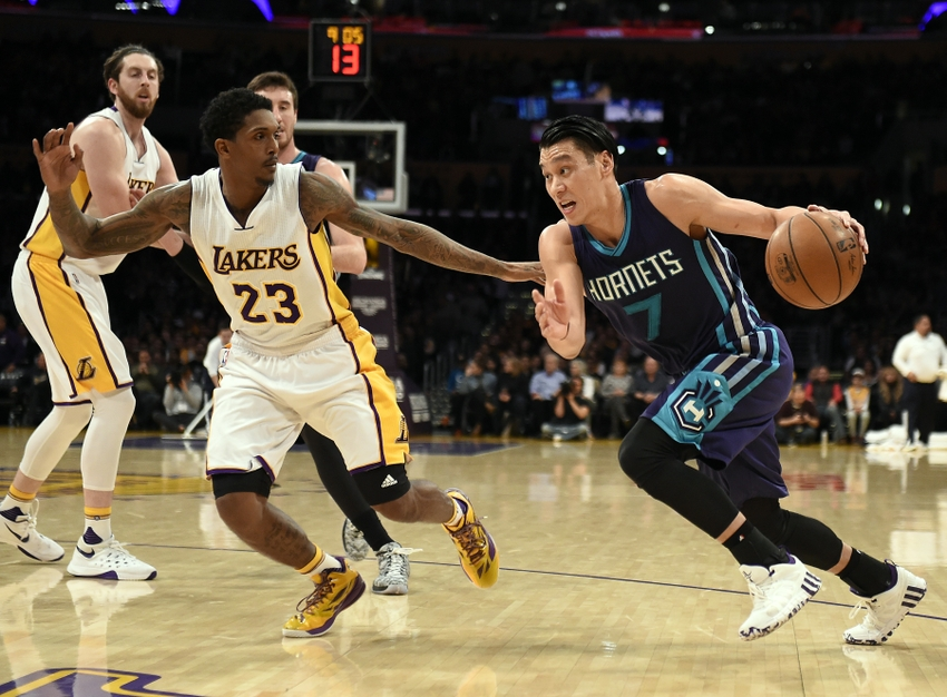 new style 38de8 fa168 Charlotte Hornets: Jeremy Lin's Constantly Changing Role