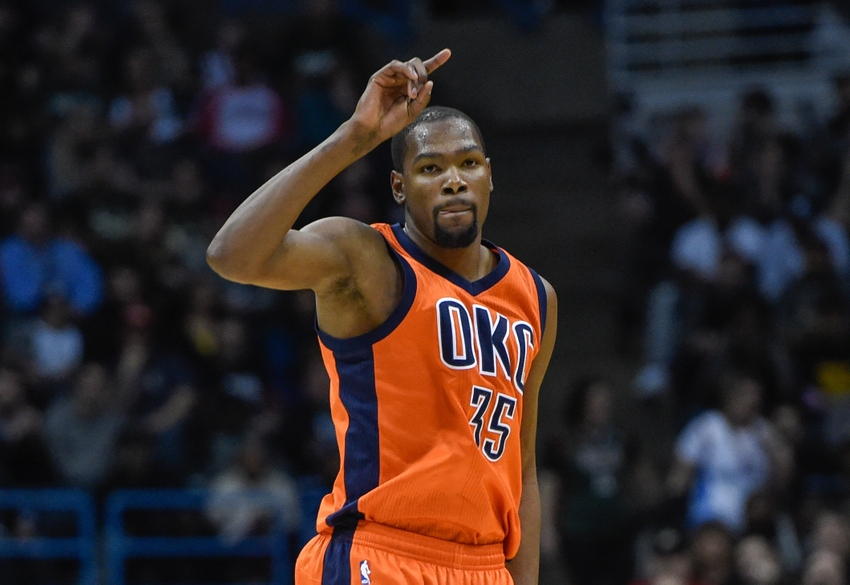 37c915c5f0e5 NBA Rumors  Teams Kevin Durant Has Been Linked To