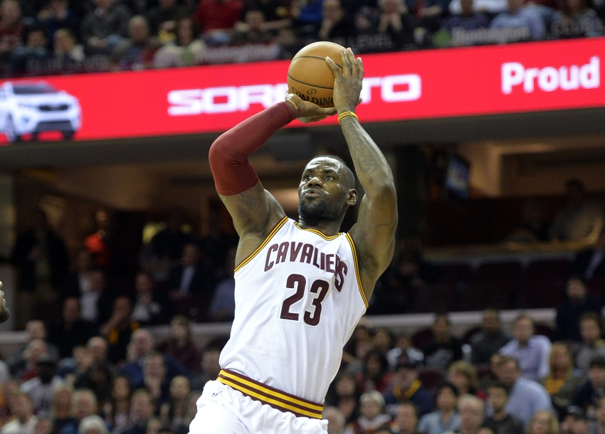 bbca89c55fc NBA Rumors  Top Options if LeBron James Leaves Cleveland
