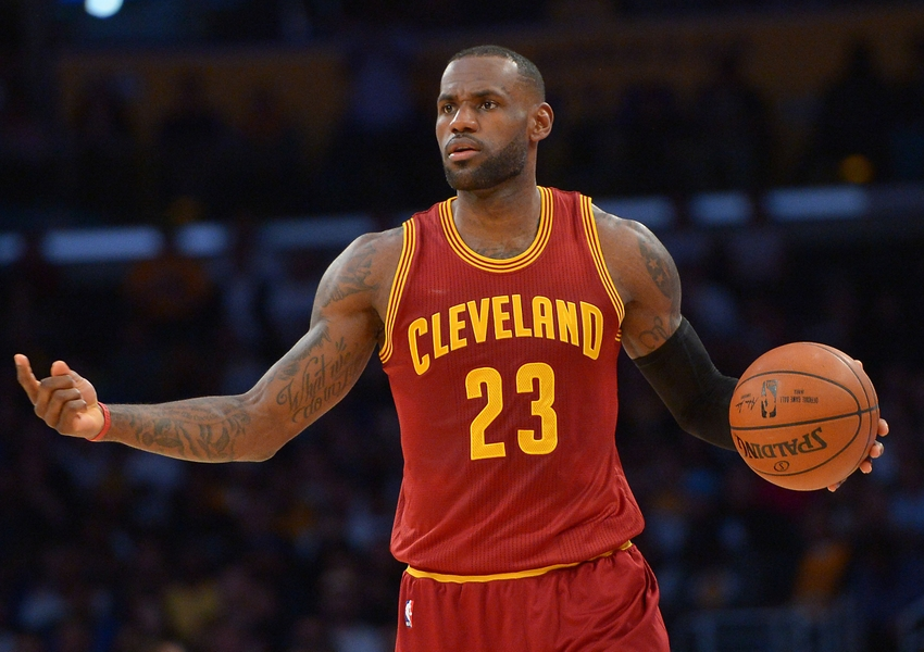 huge selection of bf6a6 2e113 LeBron James And Cleveland's Complicated Relationship