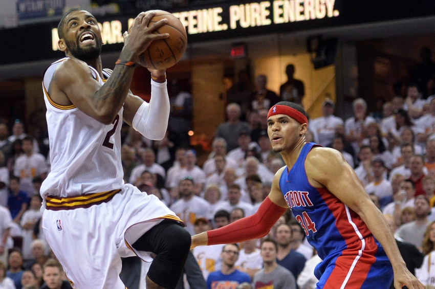 51f58e8464b Cleveland Cavaliers  5 Takeaways From Game 1 vs. Pistons