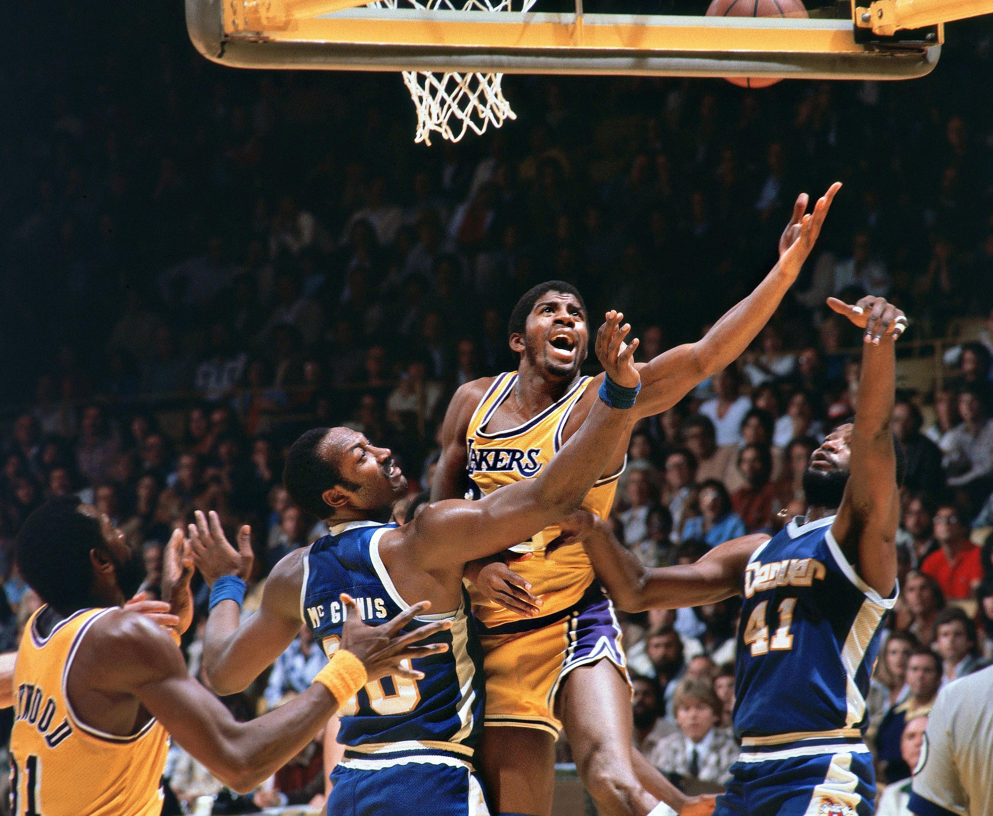 Nba Basketball Los Angeles Lakers: NBA: 25 Greatest Rookie Seasons Of All-Time