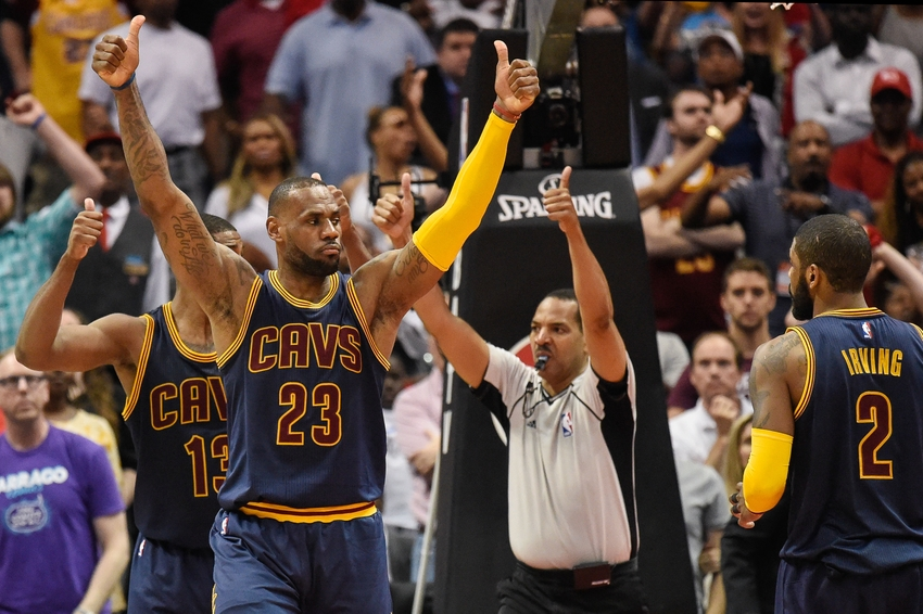 7d7c91cc5a2 Cleveland Cavaliers: 5 Takeaways From Game 4 vs. Hawks