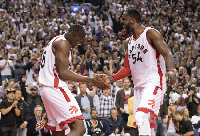 4263bb1e8b1 The Toronto Raptors have made it further than ever before and their reward  is playing the 8-0 Cleveland Cavaliers. Here are the five keys to a  competitive ...