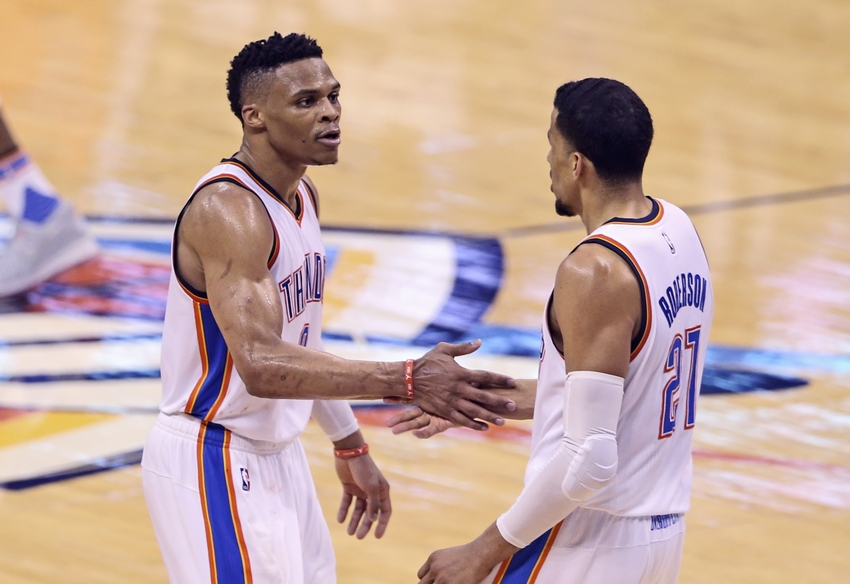 5f23e25c2fc Golden State Warriors  5 Keys To Win Game 5 vs. Thunder - Page 2