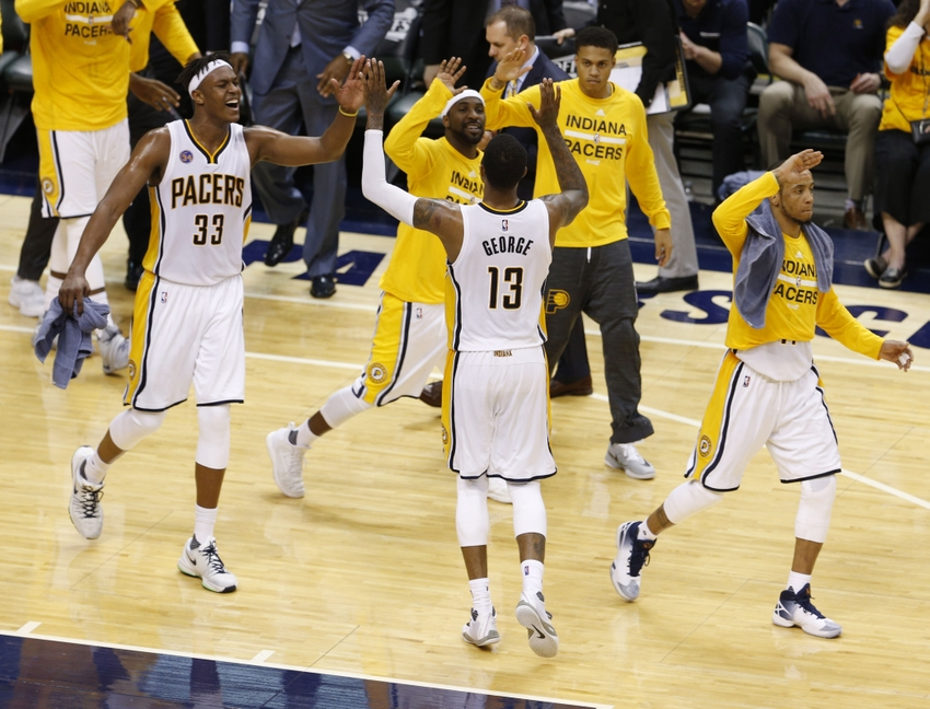 Indiana pacers 5 reasons for optimism the 2015 16 nba season has concluded for the indiana pacers sad as that may be there are a number of reasons for optimism in indiana voltagebd Images