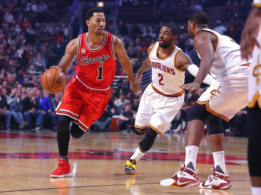 2f79f249a7c Derrick Rose  Top 5 Moments With The Chicago Bulls