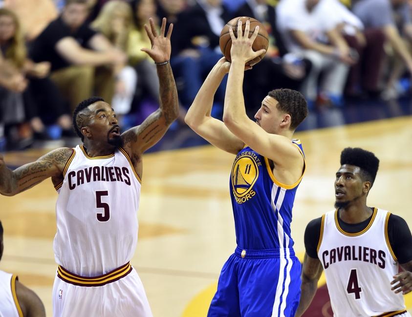 reputable site 57450 e1e9f 2016 NBA Finals Preview: Warriors vs. Cavaliers - Page 3