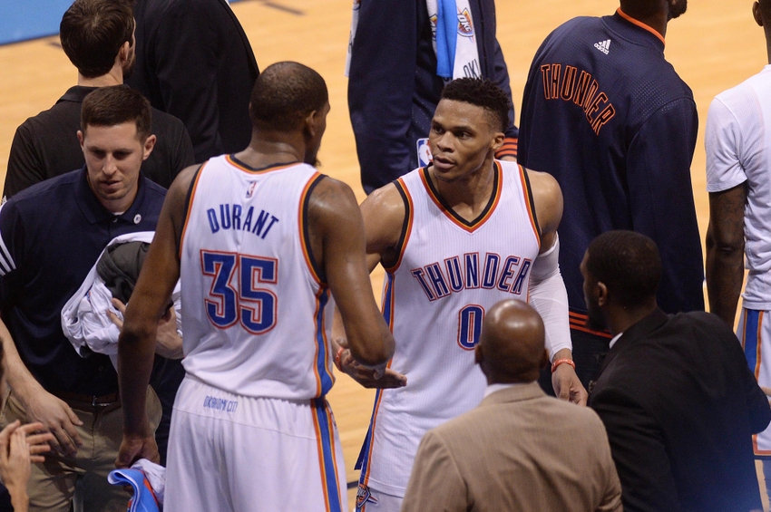 c80c10c04082 The Oklahoma City Thunder took a significant hit via the loss of superstar  small forward Kevin Durant