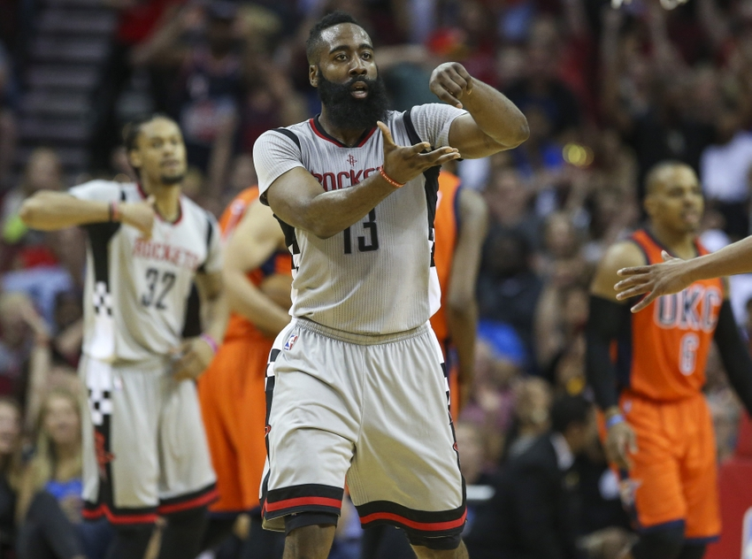 ede2109ead6 Houston Rockets  2016-17 Season Outlook
