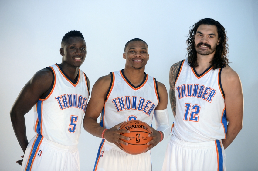 Oklahoma City Thunder Commit To Vision With Recent Moves cd38f67e4