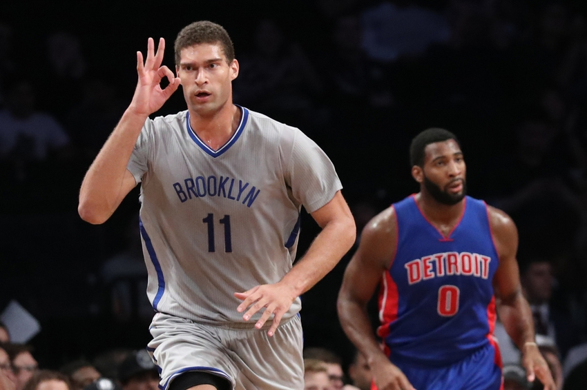 best website 57e9b 1f0f4 NBA Trade Rumors: Teams That Should Trade For Brook Lopez