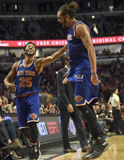 dd23fb6b41d New York Knicks  The One Team NBA Twitter Got Right