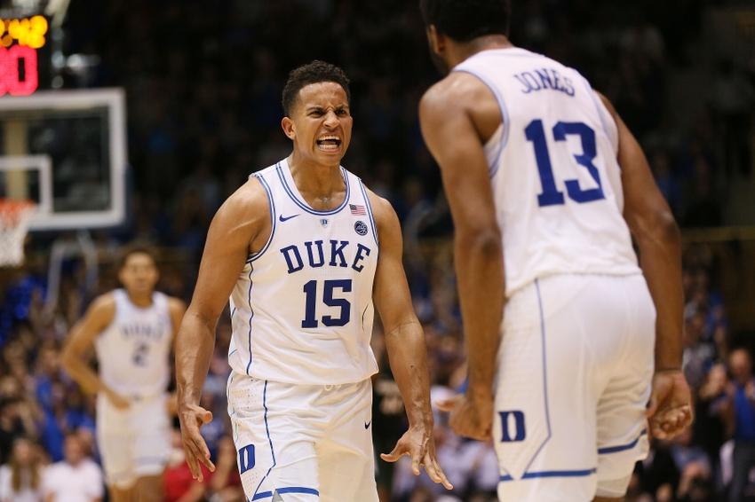 huge discount a5e47 3e085 NBA Draft: How Many NBA Players Does Duke Have?