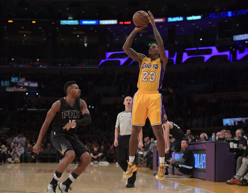 competitive price c579b a7876 Los Angeles Lakers: Lou Williams' Career Year Presents A Dilemma